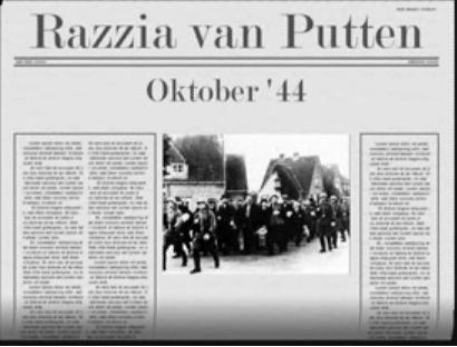 Razzia in Putten op 1 oktober 1944